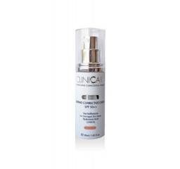PREMIUM DERMO CORRECTIVE CREAM SPF50 poprawia koloryt oraz chroni skórę przed promieniami UVA/UVB 30 ml