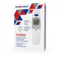 Bezdotykowy termometr - produkt medyczny.