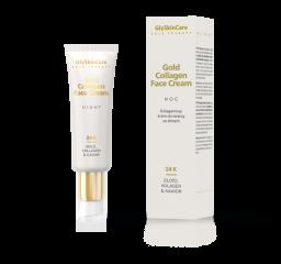 Kolagenowy krem do twarzy ze złotem na noc 50 ml