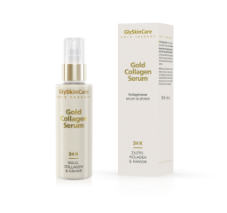 Kolagenowe serum do twarzy ze złotem 50 ml