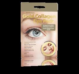 Kolagenowe płatki ze złotem pod oczy 1 kpl.